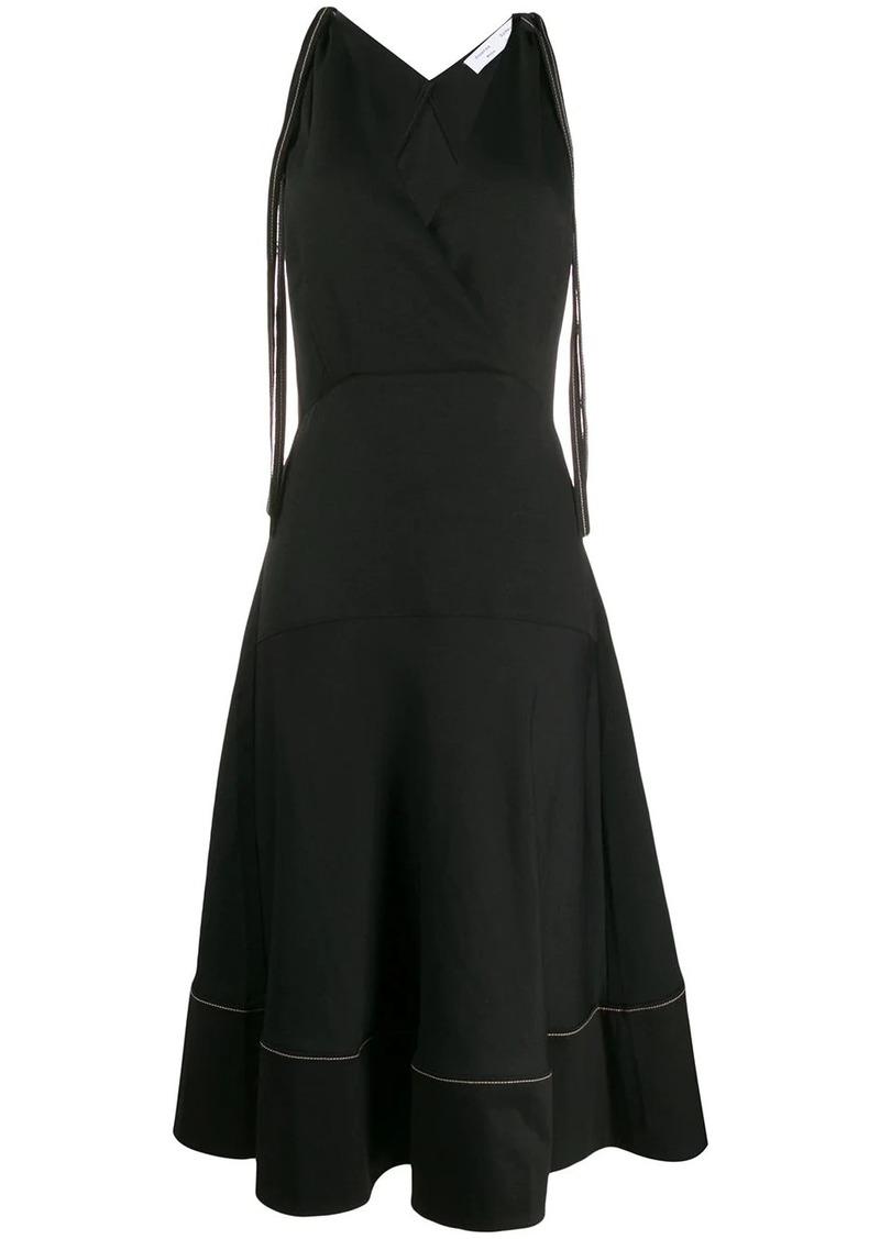 Proenza Schouler Sleeveless Racerback Dress