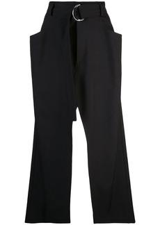 Proenza Schouler slit open long skirt