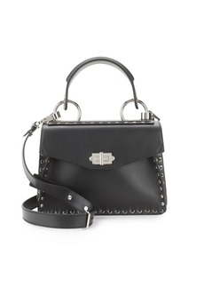 Proenza Schouler Small Hava Studded Top Handle Bag