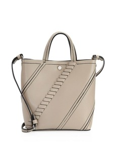 Proenza Schouler Small Hex Leather Tote