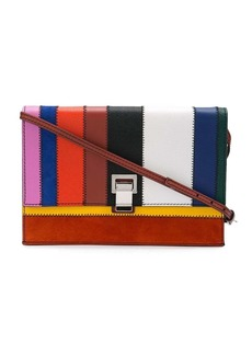 Proenza Schouler small patchwork lunch bag