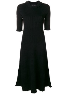 Proenza Schouler Staggered Rib Dress