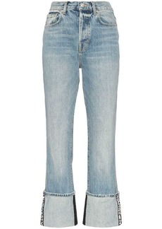 Proenza Schouler stove pipe jeans