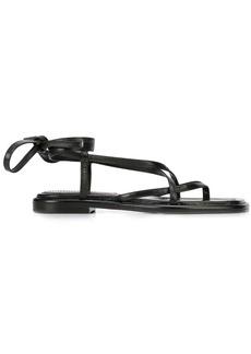 Proenza Schouler Strappy Flat Sandals