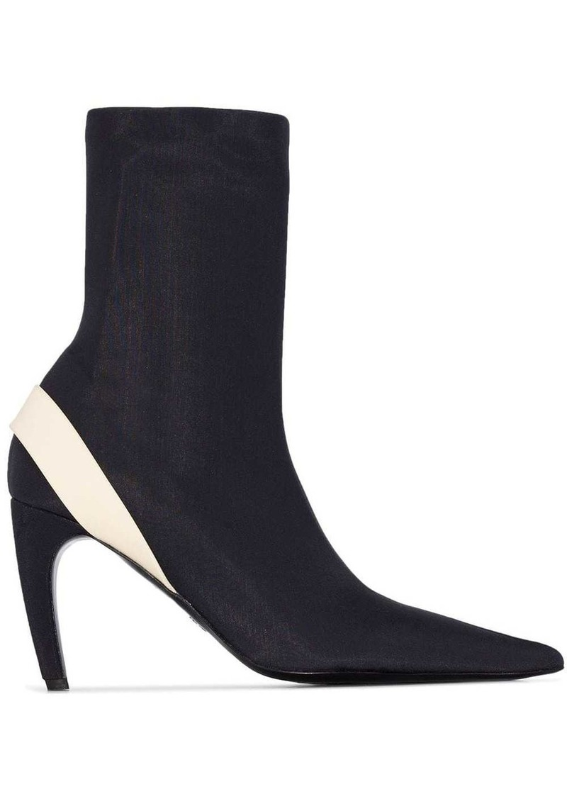Proenza Schouler stretch ankle boots