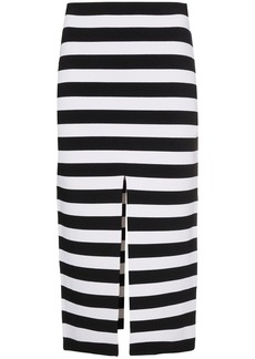 Proenza Schouler Stripe Knit Pencil Skirt