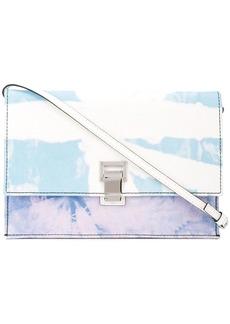 Proenza Schouler Tie Dye Denim Small Lunch Bag