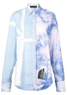 Proenza Schouler Tie Dye Shirt