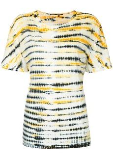 Proenza Schouler Tie Dye Short Sleeve T-Shirt