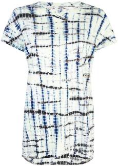 Proenza Schouler Tie Dye ShortSleeve T-Shirt