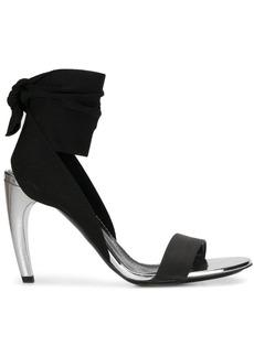 Proenza Schouler tie strap sandals