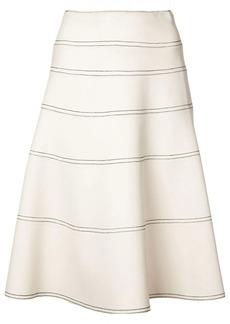 Proenza Schouler Topstitch Mid Skirt