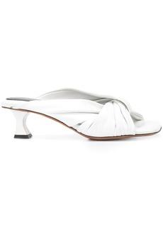 Proenza Schouler twisted 45mm sandals