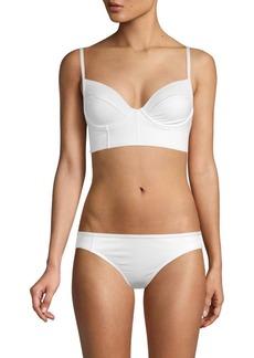 Proenza Schouler Two-Piece Classic Bikini