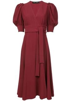 Proenza Schouler volume sleeve dress