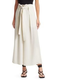 Proenza Schouler Wide-Leg Paperbag Pants
