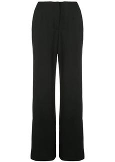 Proenza Schouler Wide Leg Wool Pants