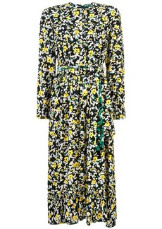 Proenza Schouler Wildflower Midi Dress