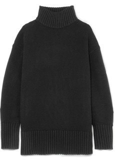 Proenza Schouler Wool And Cashmere-blend Turtleneck Sweater