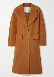Proenza Schouler Wool-blend Felt Coat
