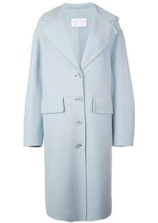 Proenza Schouler Wool Cashmere Double Face Long Coat