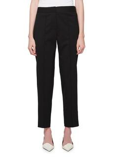 Proenza Schouler Wool-Stretch Cropped Pants