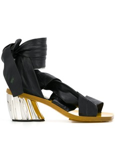 Proenza Schouler wrap around sandals
