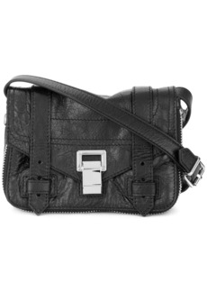 Proenza Schouler mini PS1+ zipped crossbody bag
