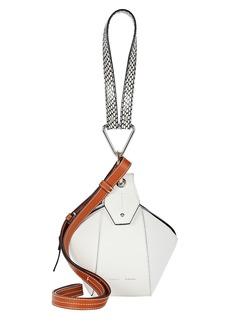 Proenza Schouler Zipper Leather Pochette