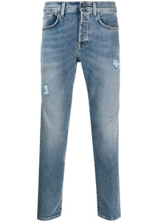 Prps distressed effect jeans