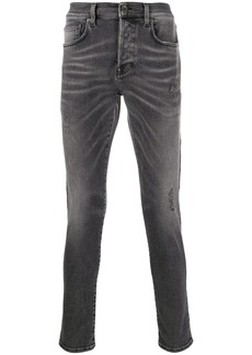 Prps distressed slim-fit jeans