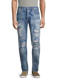 Prps Distressed Slim Jeans