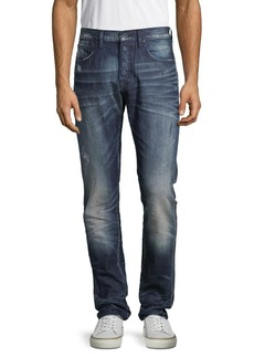 Prps Distressed Whiskered Jeans