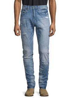 Prps Five-Pocket Distressed Jeans