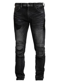 Prps Le Sabre Distress Patch Jeans
