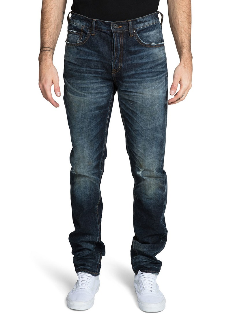 Prps Men's Miles Davis Le Sabre Whiskered Jeans