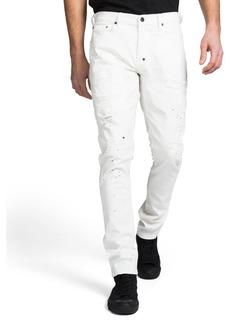 Prps Men's Skinny-Fit Paint Splatter Denim Jeans