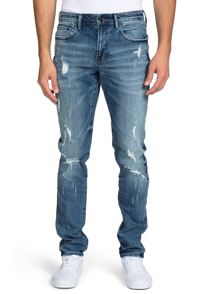 Prps Men's The Five Distressed Jeans
