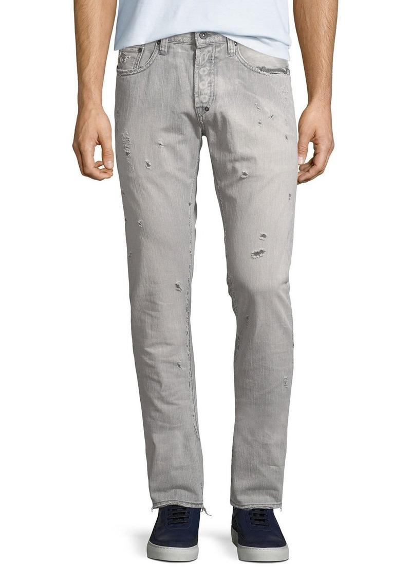 Prps Men's Windsor Fit Stretch Denim Jeans