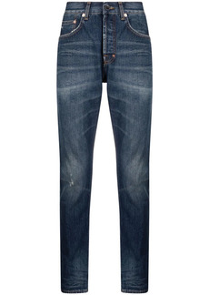 Prps mid-rise straight jeans