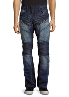 Prps Cotton Five-Pocket Jeans