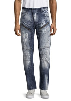 Prps Distressed Cotton Jeans