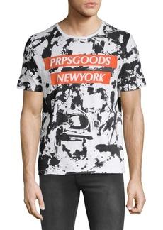 PRPS Extreme Heat Print T-Shirt