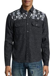 PRPS Extropy Long Sleeve Shirt