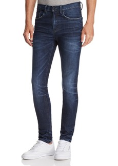 PRPS Goods & Co. Demon Slim Fit Jeans in Dark Blue