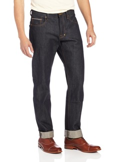 PRPS Goods & Co. Men's Barracuda Straight Leg Jean Indigo Selvedge Jean in