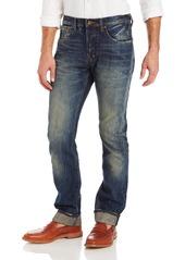PRPS Goods & Co. Men's Demon Slim Fit Selvedge Jean in
