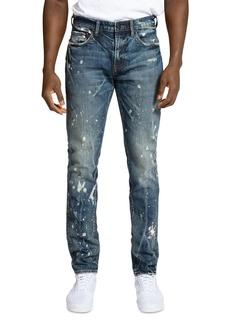 PRPS Jarales Distressed Skinny Jeans, in Dark Blue