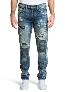 PRPS Le Sabre Destroyed Slim Fit Jeans (Rossetti)