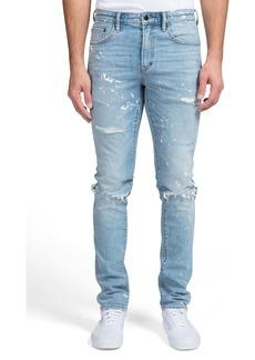 PRPS Le Sabre Ripped Slim Fit Jeans (Arnold)